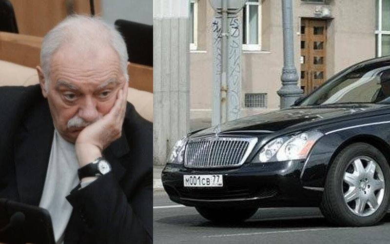 Охранники депутата от КПРФ Сергея Муравленко ездят на Cadillac Escalade, Chevrolet Tahoe и Porsche Panamera