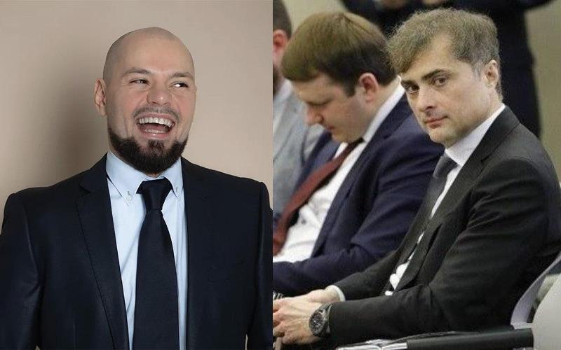 Приемный сын бывшего замглавы администрации президента Владислава Суркова оказался резидентом Испании