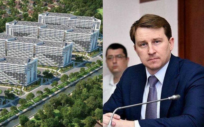 В Сочи обманутые дольщики требуют, чтобы мэр решил вопрос с завершением строительства ЖК «Фазатрон»