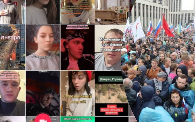 Про детей, митинги и политические технологии