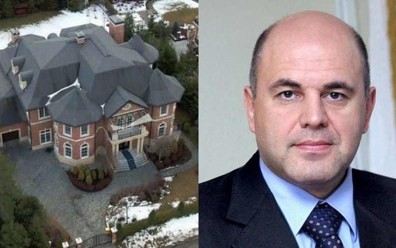 Михаил Мишустин засекретил свою дорогую недвижимость, но засекретить богатство своих ближайших родственников ему не удастся