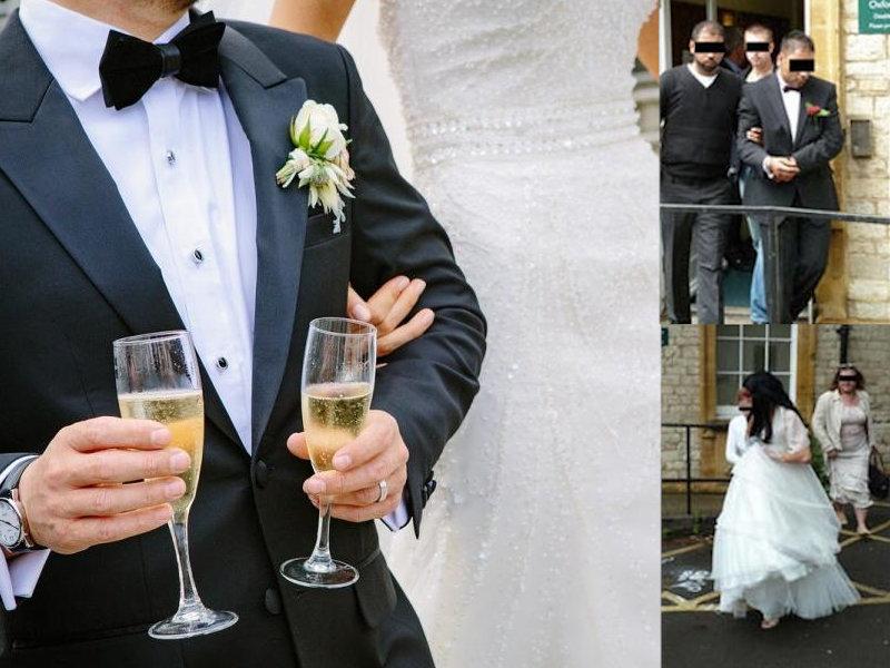 За съёмку собственной свадьбы молодожены могут получить 20 лет тюрьмы