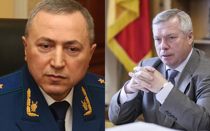 Сын бывшего Омского прокурора лишился должности в прокуратуре из-за конфликта с губернатором