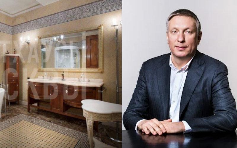 Олигарх Ратмир Тимашев продает пентхаус в Москве за 10 миллионов долларов