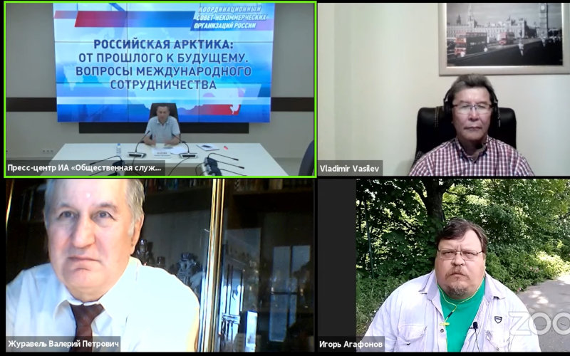 Владимир Васильев: «Климатические изменения, происходящие в российской Арктике, повлияют на процессы во всем мире»