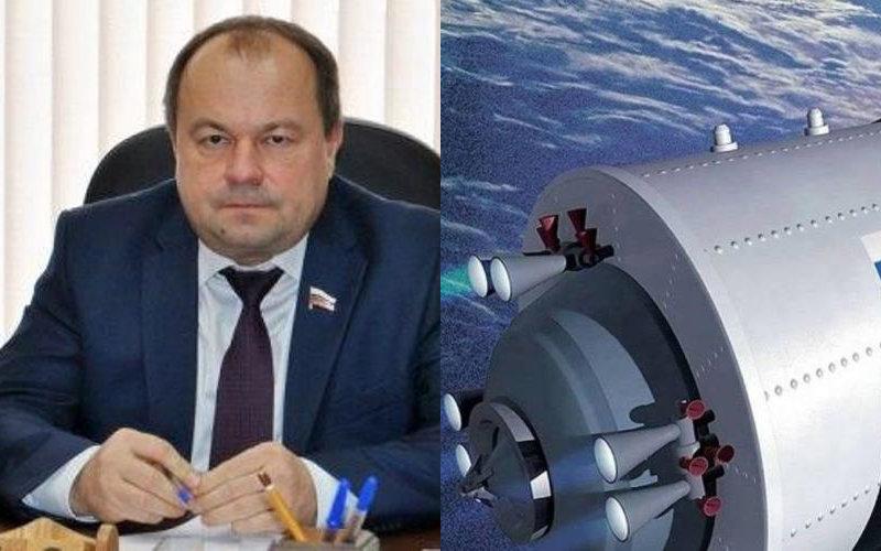Депутат-бизнесмен Благов и воронежский губернатор Гусев намерены построить космический объект