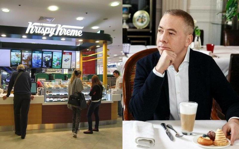 На ресторатора Аркадия Новикова подали иск почти на 6 миллионов долларов Александр Сысоев и Андрей Исаев