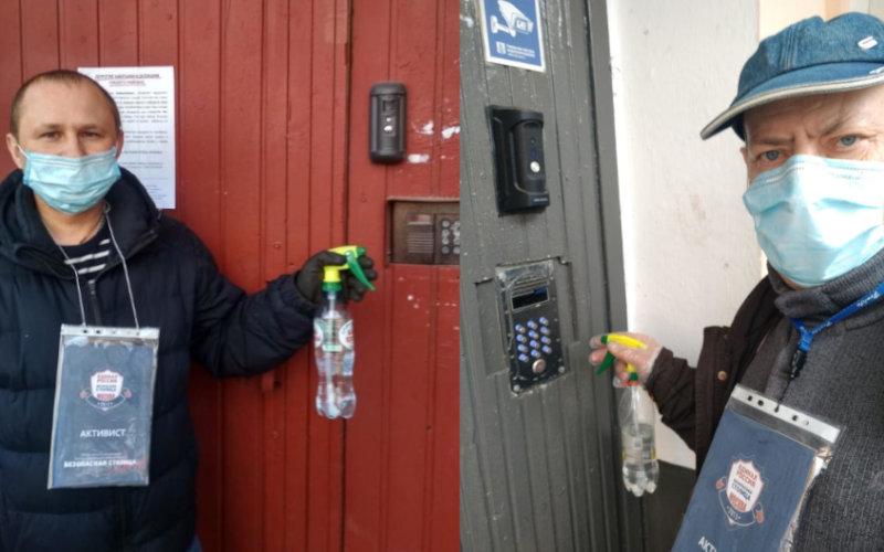 В Москве реализуется целая программа «Безопасный подъезд»